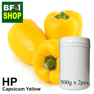 Herbal Powder - Capsicum Yellow Herbal Powder - 1kg