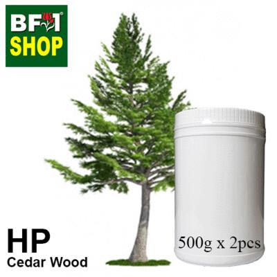 Herbal Powder - Cedar Wood Herbal Powder - 1kg