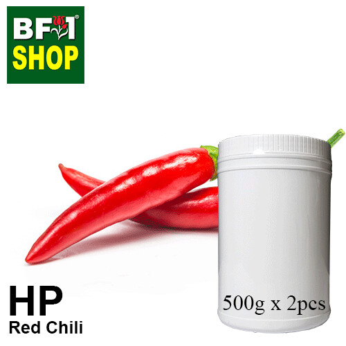 Herbal Powder - Chili - Red Chili Herbal Powder - 1kg