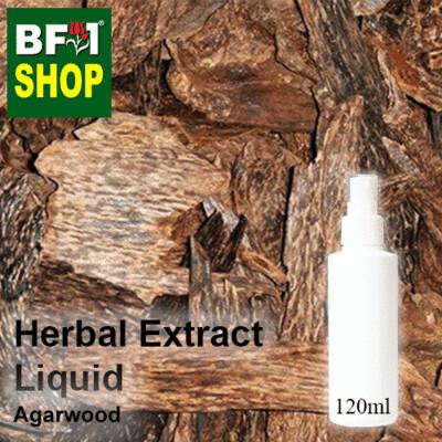 Herbal Extract Liquid - Agarwood Herbal Water - 120ml