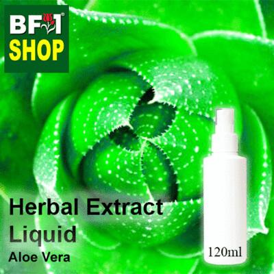 Herbal Extract Liquid - Aloe Vera Herbal Water - 120ml