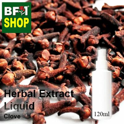 Herbal Extract Liquid - Clove Herbal Water - 120ml