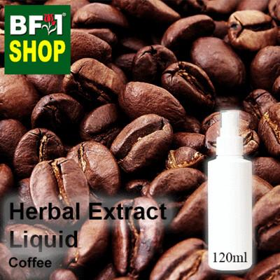 Herbal Extract Liquid - Coffee Herbal Water - 120ml