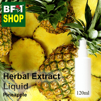 Herbal Extract Liquid - Pineapple Herbal Water - 120ml