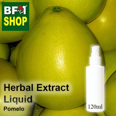 Herbal Extract Liquid - Pomelo Herbal Water - 120ml