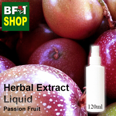 Herbal Extract Liquid - Passion Fruit Herbal Water -