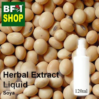 Herbal Extract Liquid - Soya Herbal Water - 120ml