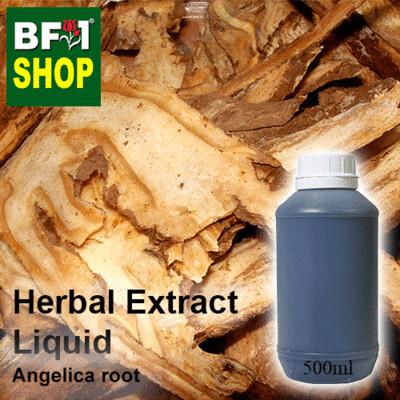 Herbal Extract Liquid - Angelica root Herbal Water - 500ml