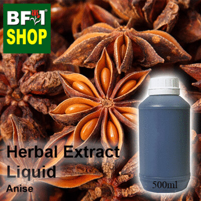 Herbal Extract Liquid - Anise Herbal Water - 500ml