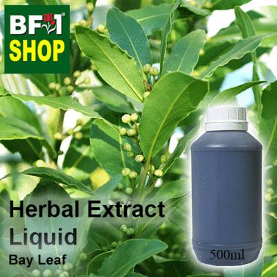 Herbal Extract Liquid - Bay Leaf Herbal Water  - 500ml