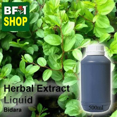 Herbal Extract Liquid - Bidara Herbal Water - 500ml
