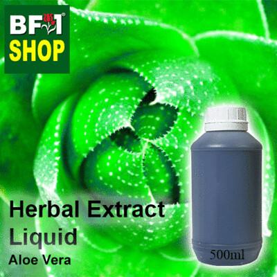 Herbal Extract Liquid - Aloe Vera Herbal Water - 500ml
