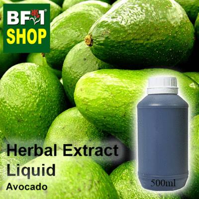 Herbal Extract Liquid - Avocado Herbal Water - 500ml