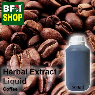 Herbal Extract Liquid - Coffee Herbal Water - 500ml
