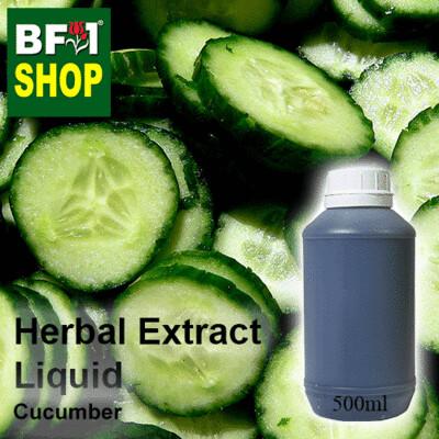 Herbal Extract Liquid - Cucumber Herbal Water - 500ml