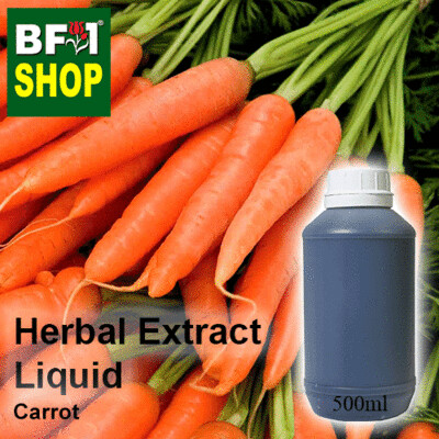 Herbal Extract Liquid - Carrot Herbal Water - 500ml