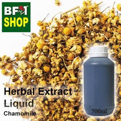 Herbal Extract Liquid - Chamomile Herbal Water - 500ml