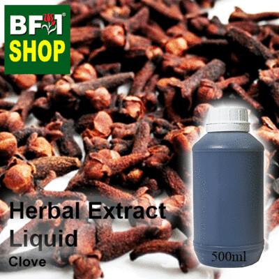 Herbal Extract Liquid - Clove Herbal Water - 500ml