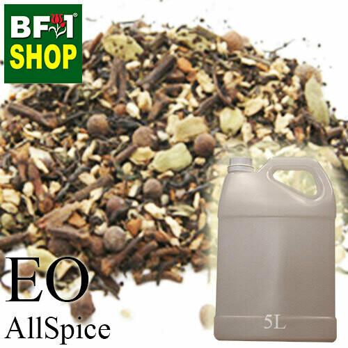 Essential Oil - Allspice - 5L