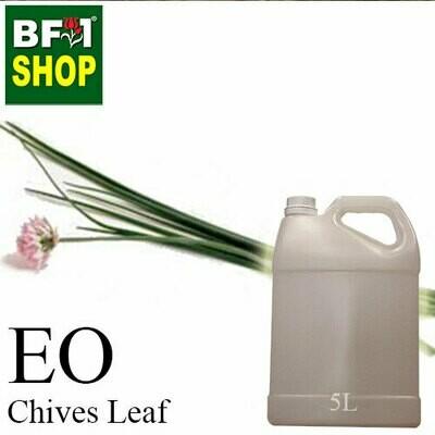 Essential Oil - Chive Leaf ( Allium schoenoprasum L ) - 5L