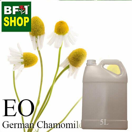 Essential Oil - Chamomile - German Chamomile - 5L