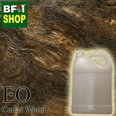 Essential Oil - Cedar Wood - 5L