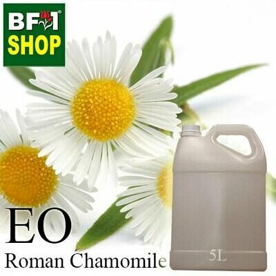 Essential Oil - Chamomile - Roman Chamomile - 5L