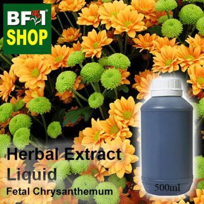 Herbal Extract Liquid - Fetal Chrysanthemum Herbal Water - 500ml
