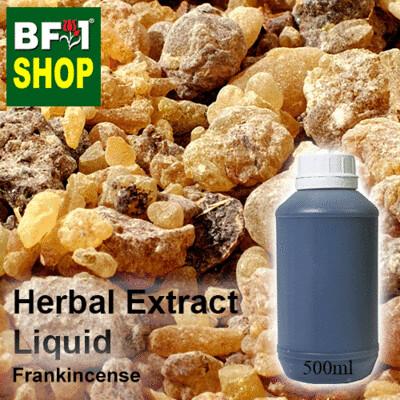 Herbal Extract Liquid -  Frankincense Herbal Water - 500ml