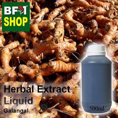Herbal Extract Liquid - Galangal Herbal Water - 500ml