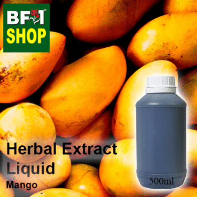 Herbal Extract Liquid - Mango Herbal Water - 500ml