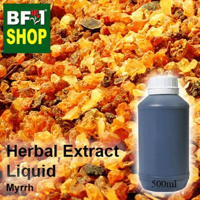 Herbal Extract Liquid - Myrrh Herbal Water  - 500ml