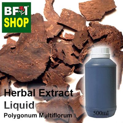 Herbal Extract Liquid - Polygonum Multiflorum Herbal Water - 500ml