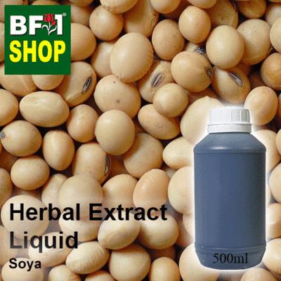 Herbal Extract Liquid - Soya Herbal Water  - 500ml