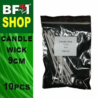 BAP - Candle Wick 9cm - 10pcs