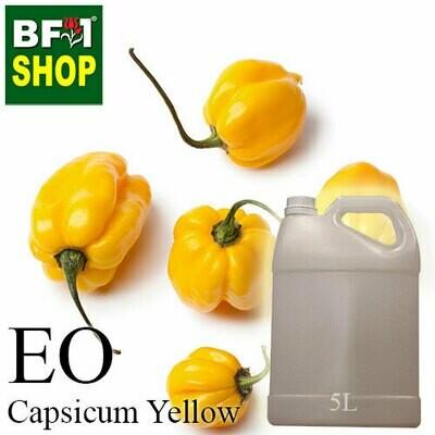 Essential Oil - Capsicum Yellow - 5L