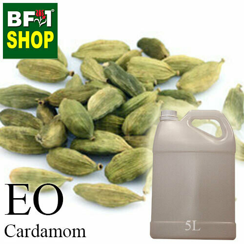 Essential Oil - Cardamom - 5L
