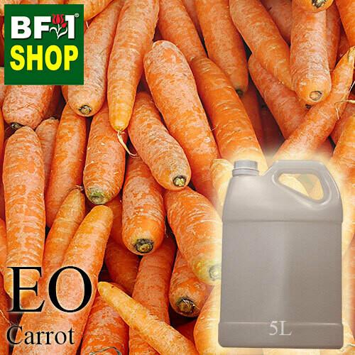 Essential Oil - Carrot - 5L
