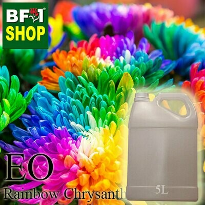 Essential Oil - Chrysanthemum - Rainbow Chrysanthemum - 5L