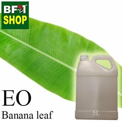 Essential Oil - Banana Leaf - 5L