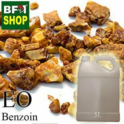 Essential Oil - Benzoin - 5L