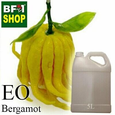Essential Oil - Bergamot - 5L