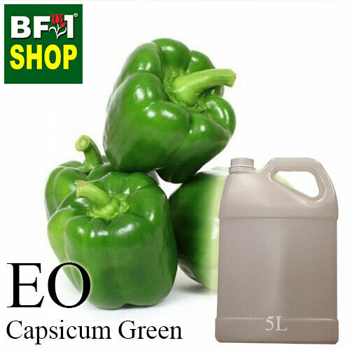 Essential Oil - Capsicum Green - 5L