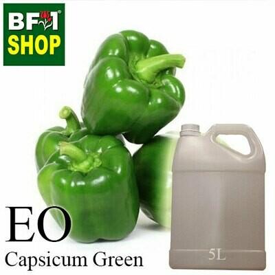 Essential Oil - Capsicum Green - 5L