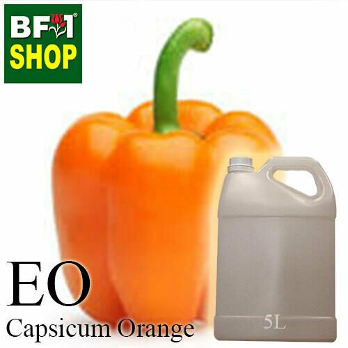 Essential Oil - Capsicum Orange - 5L