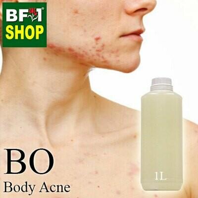 Blended Oil - Body Acne - 1L