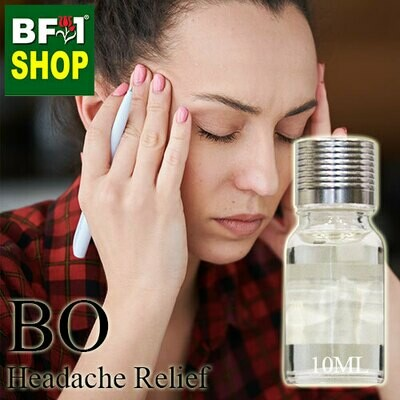 Blended Oil - Headache Relief - 10ml