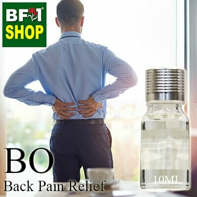Blended Oil - Back Pain Relief - 10ml