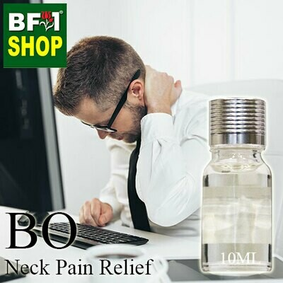 Blended Oil - Neck Pain Relief - 10ml