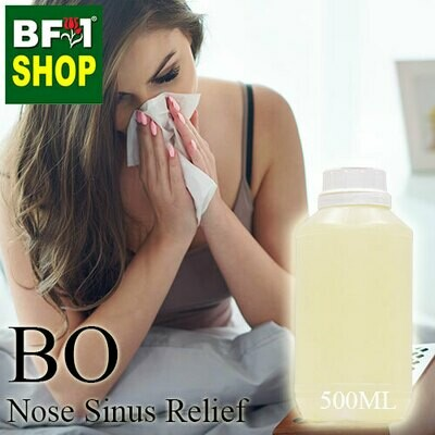 Blended Oil - Nose Sinus Relief - 500ml